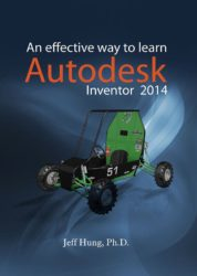 An effective way to learn: Autodesk Inventor 2014