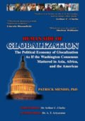 Human Side of Globalization: The Political Economy of Glocalization As If the Washington Consensus Mattered in Asia, Africa, and the Americas