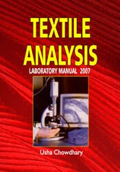Textile Analysis Laboratory Manual 2007